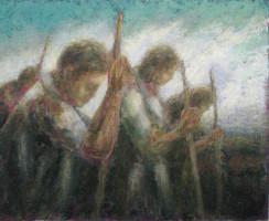 I pellegrini