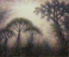 Paesaggio mistico