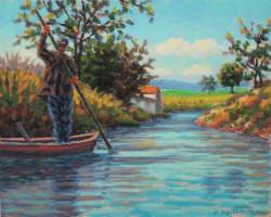 Il barcaiolo