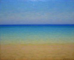 Serenità sulla spiaggia