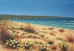 Marina con dune (Vasto)