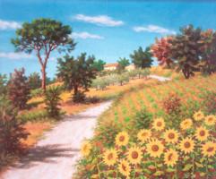 Paesaggi e altri soggetti | Nicola D\'Ambrosio – pittore