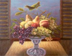 Frutta alla finestra